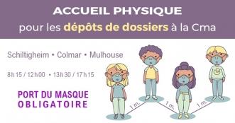 Le Centre De Formalites Des Entreprises Chambre De Metiers D Alsace